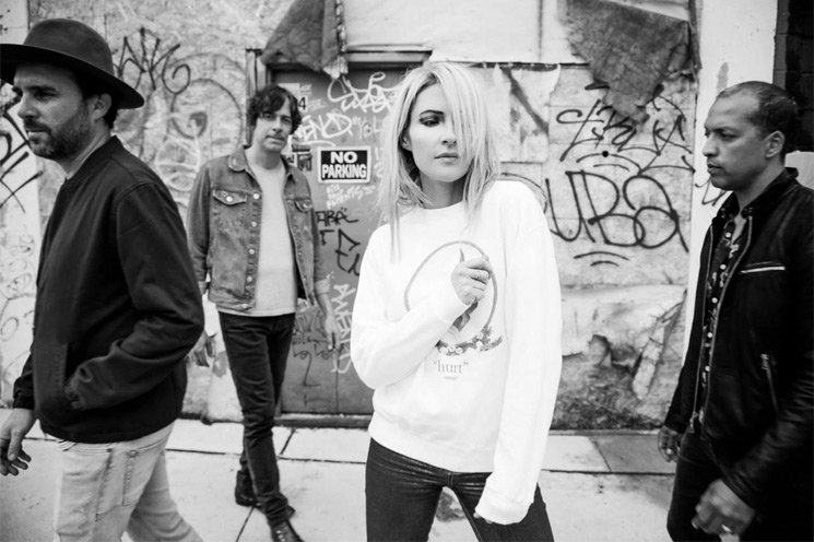 "Metric Announce ""Blistering"" New Album"