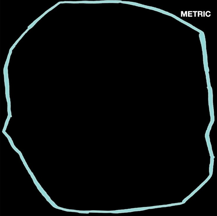 "Metric Share New Song ""Now or Never Now"""