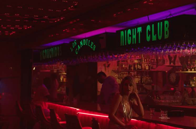 "​Metric Explore the Darker Side of Nightclubs in ""Now or Never Now"" Video"