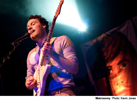 Metronomy Return to North America on Spring Tour, Unveil Remix EP