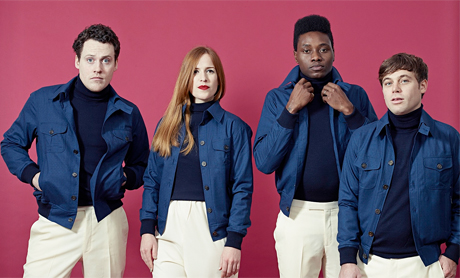 Metronomy Take 'Love Letters' on More North American Dates