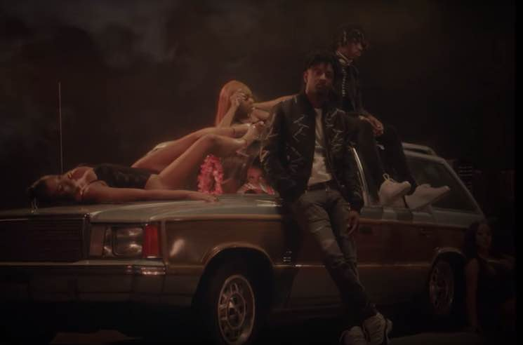 "​Watch Metro Boomin and 21 Savage's ""10 Freaky Girls"" Video"
