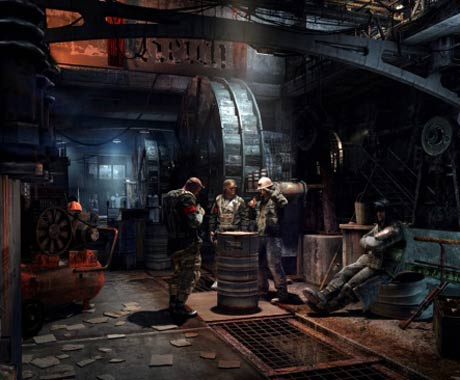 Metro: Last Light PS3 / Xbox 360 / PC