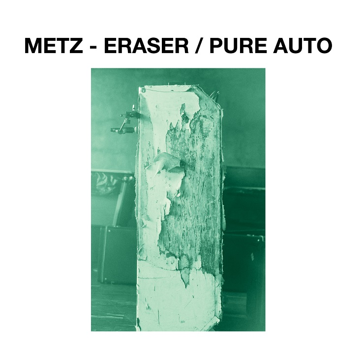 "METZ Share ""Eraser"" from New 7-inch"