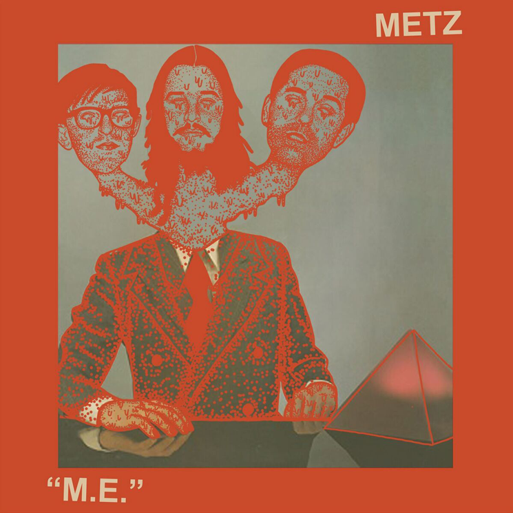 Hear METZ Cover Gary Numan and Sparklehorse