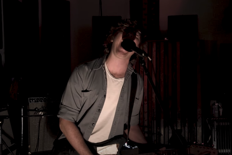 METZ Perform 'Atlas Vending' Cuts Live at Toronto's Palace Sound