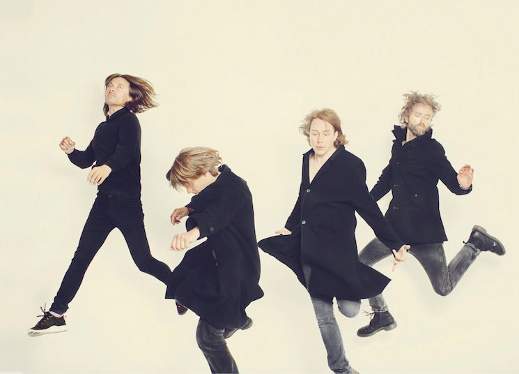Mew Announce North American Tour with the Dodos