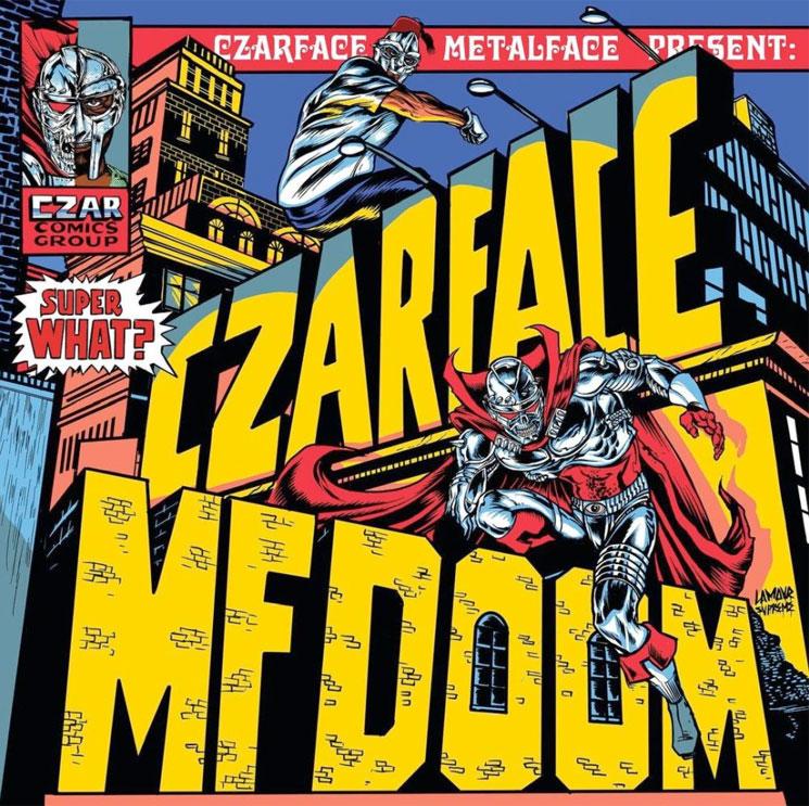 Hear MF DOOM and Czarface's New Album 'Super What?'