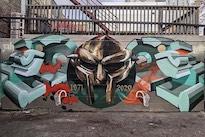 Toronto Just Got a Massive MF DOOM Mural