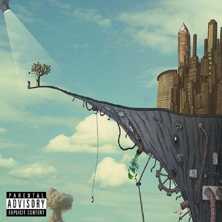 Machine Gun Kelly Unveils 'General Admission' LP