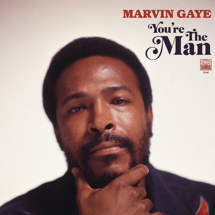 Lost Marvin Gaye Album 'You're the Man' Set for Release
