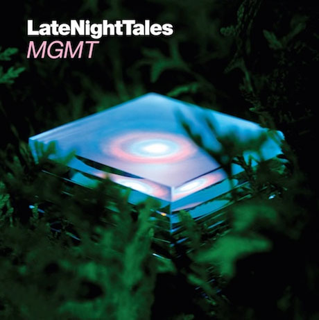 MGMT Curate 'LateNightTales' Compilation