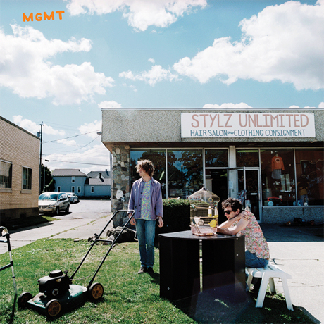 MGMT Share Cover Art for New Album