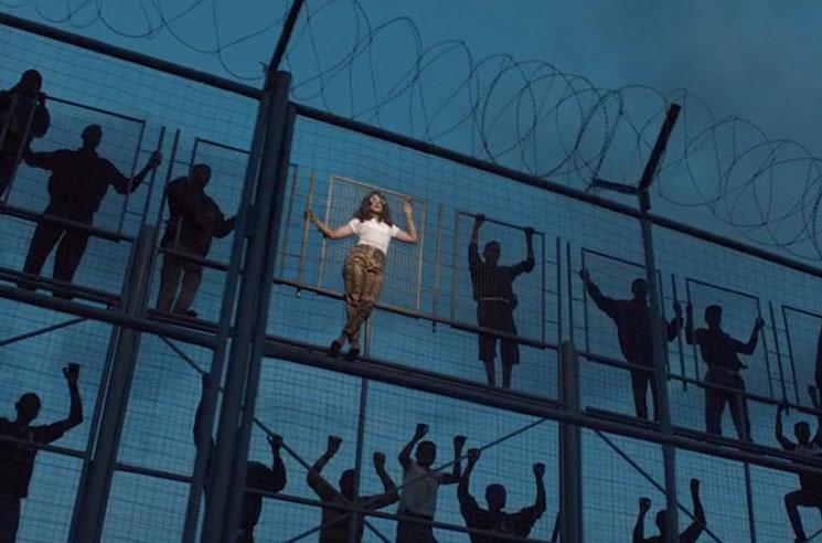 """M.I.A. """"Borders"""" (video)"""
