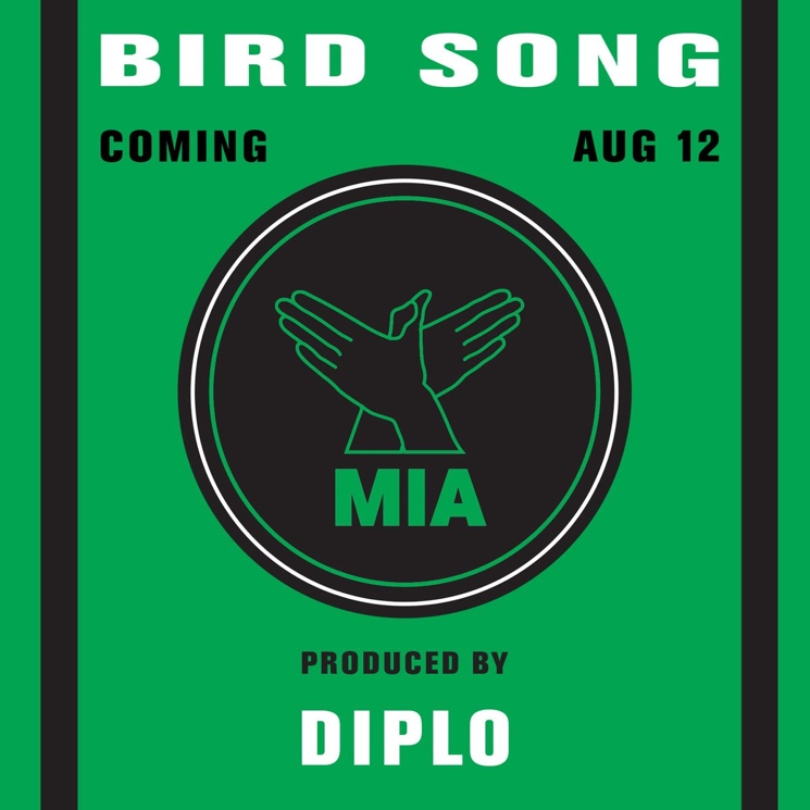 M.I.A. and Diplo Reconcile for New Single