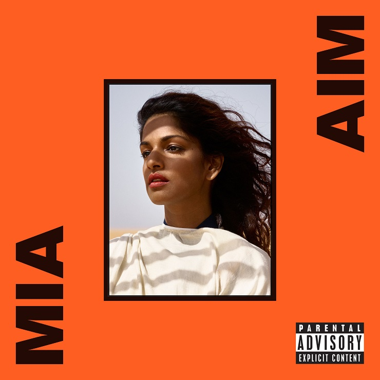 M.I.A. 'Foreign Friend' (ft. Dexta Daps)