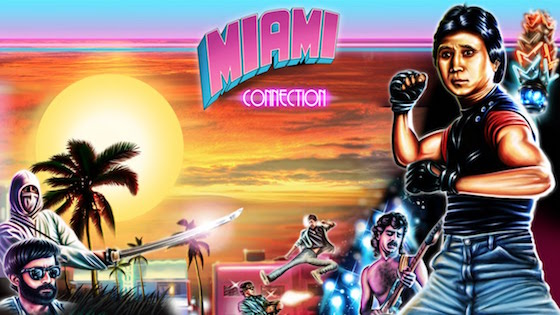 Watch a 20-Minute Documentary About the Making of 'Miami Connection'