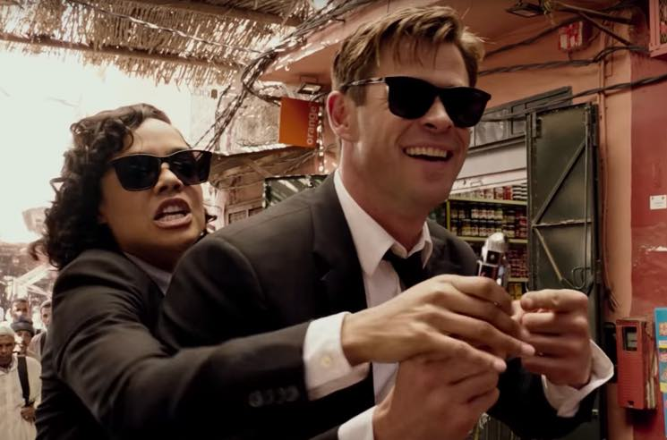 'Men in Black: International' Will Make You Want to Have Your Memory Erased Directed by F. Gary Gray