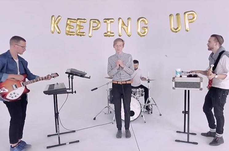 "Micah Visser ""Keeping Up"" (video)"