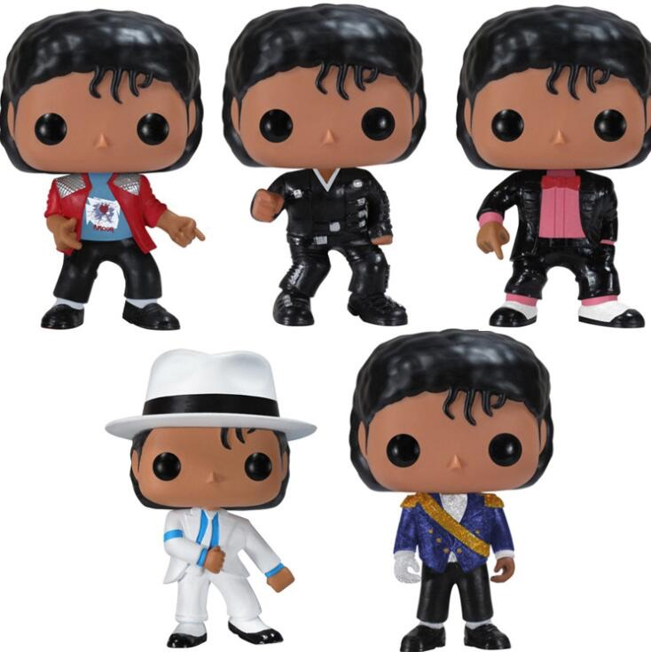 Michael Jackson's Estate Bars Funko POP! from Using the Singer's Image