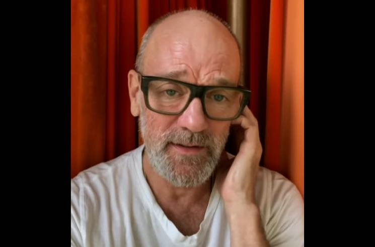 ​R.E.M.'s Michael Stipe Uses 'It's the End of the World As We Know It' for a Coronavirus PSA