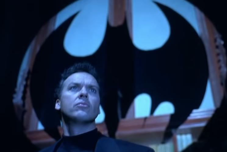 Michael Keaton might be playing Batman in Ezra Miller's Flash film