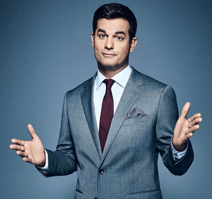 Michael Kosta's 'Straight White Male' Show at Just for Laughs Offers That Perspective Just for Laughs, Montreal QC, July 25