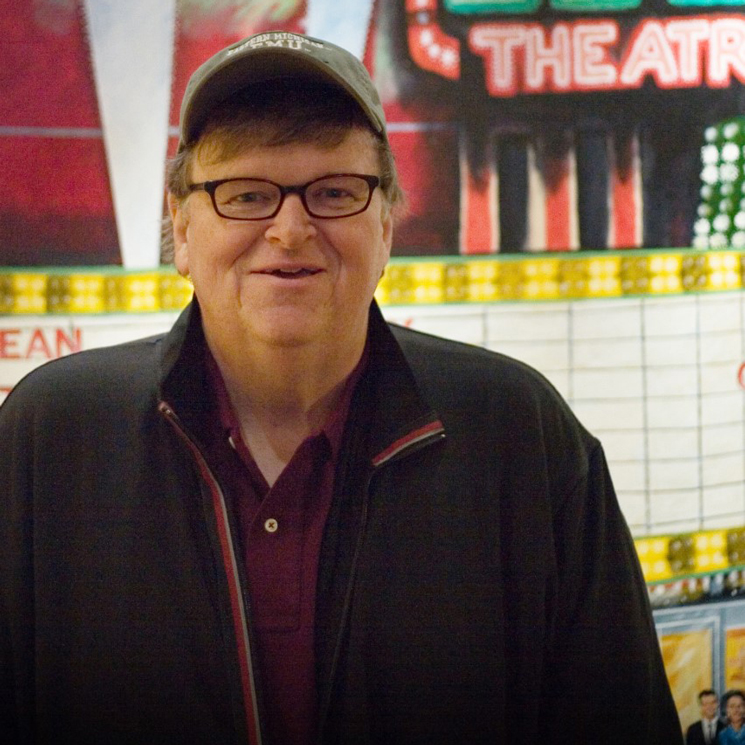 Michael Moore Is Bringing His Broadway Show to Ontario