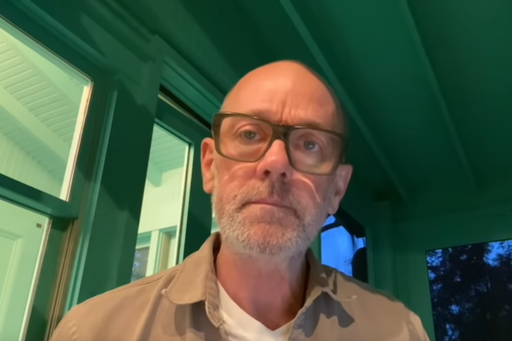 R.E.M.'s Michael Stipe Shares New Demo Track with Aaron Dessner