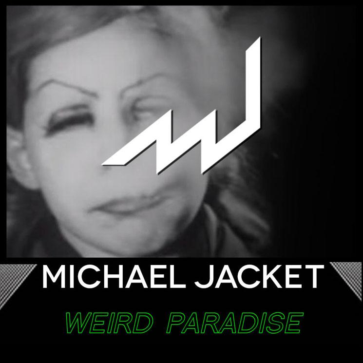 """Michael Jacket """"Weird Paradise"""""""