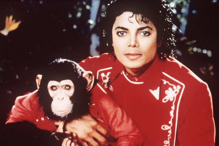 Hollywood's Favourite Script Is About Michael Jackson's Pet Monkey Bubbles
