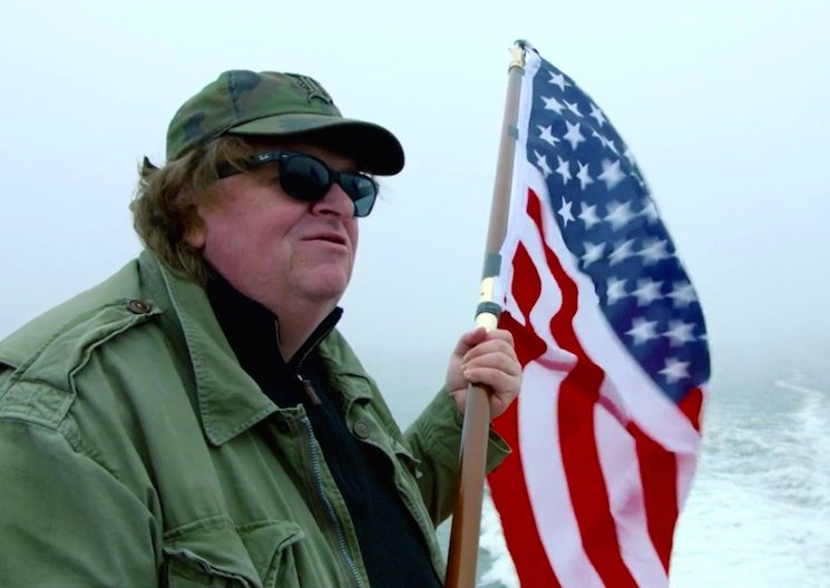 Michael Moore's 'Where to Invade Next' Is a Box Office Flop