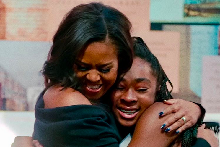 Michelle Obama's 'Becoming' Memoir Will Soon Be a Netflix Documentary