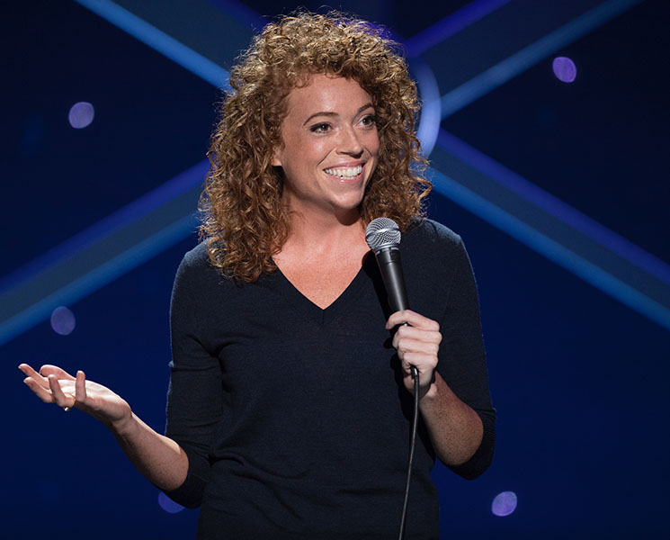 JFL42 Review: Michelle Wolf Dazzles with a Viscerally Funny New Hour Queen Elizabeth Theatre, Toronto ON, September 24