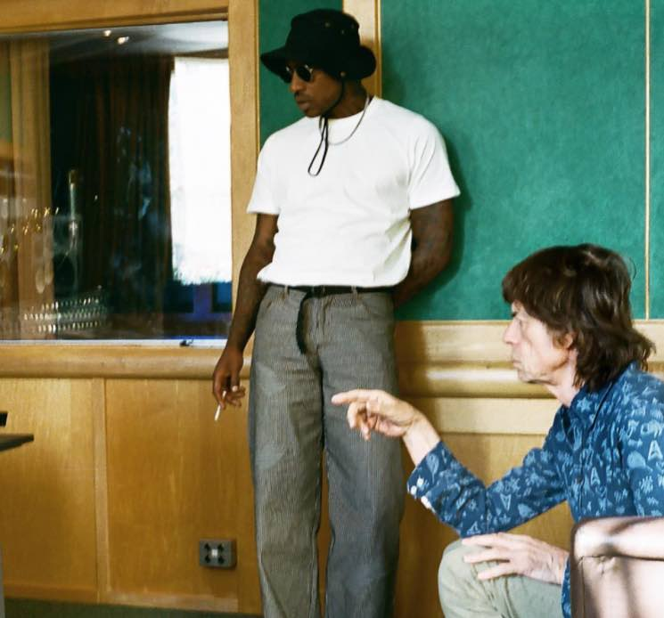 Mick Jagger Gets Skepta, Tame Impala for New EP