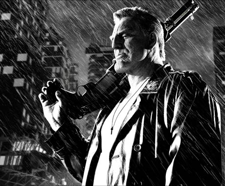 Sin City: A Dame to Kill For Robert Rodriguez and Frank Miller