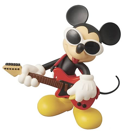 "Disney Appropriates Kurt Cobain's Image for ""Grunge Rock"" Mickey"
