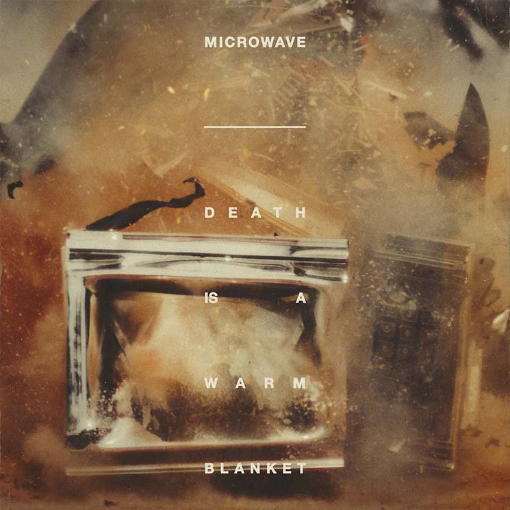 Microwave Death Is a Warm Blanket