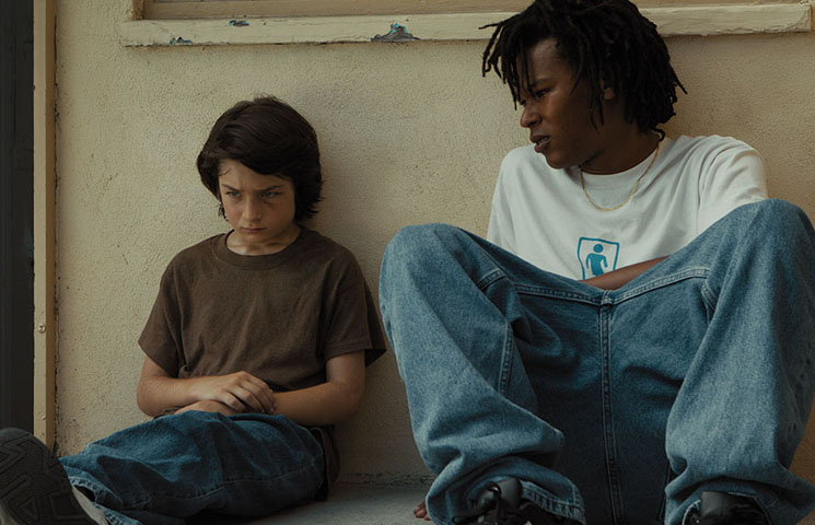 'Mid90s' Star and Pro Skater Na-kel Smith Wants to Make At Least One Movie a Year