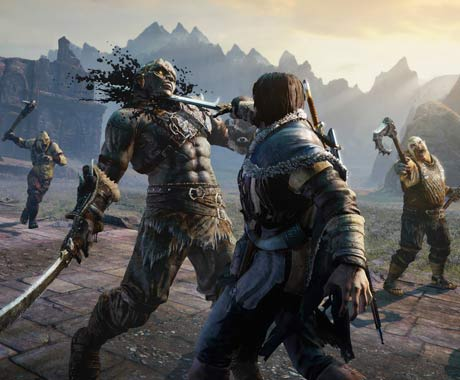 Middle Earth: Shadow of Mordor Multi-platform
