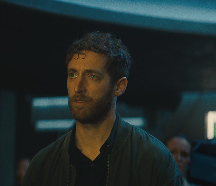 'Godzilla: King of the Monsters' co-star Thomas Middleditch on Family Drama, Monster Fights and Striving for an Environmental Message