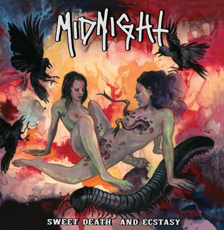 Midnight Sweet Death and Ecstasy