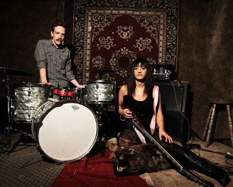 Miesha & the Spanks Recruit Ian Blurton to Produce 'Girls, Like Wolves,' Share New Single
