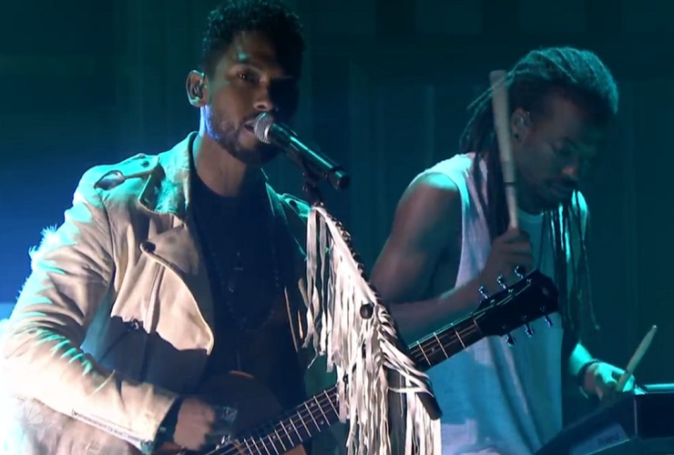 Miguel 'Simplethings' (live on 'Fallon')