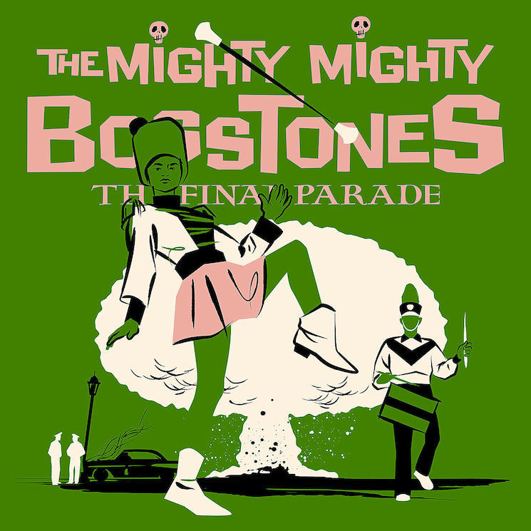 The Mighty Mighty Bosstones Release New Song That Includes Guest Spots from Most of Ska