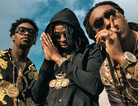 Migos Arrested on Drug and Gun Charges