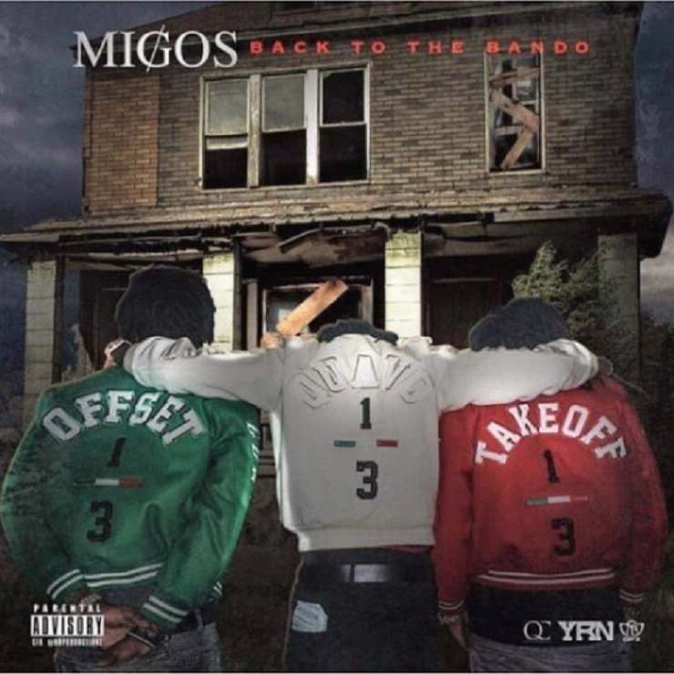 "Migos 'Back to the Bando' (mixtape) / ""Trap Problems"" (video)"