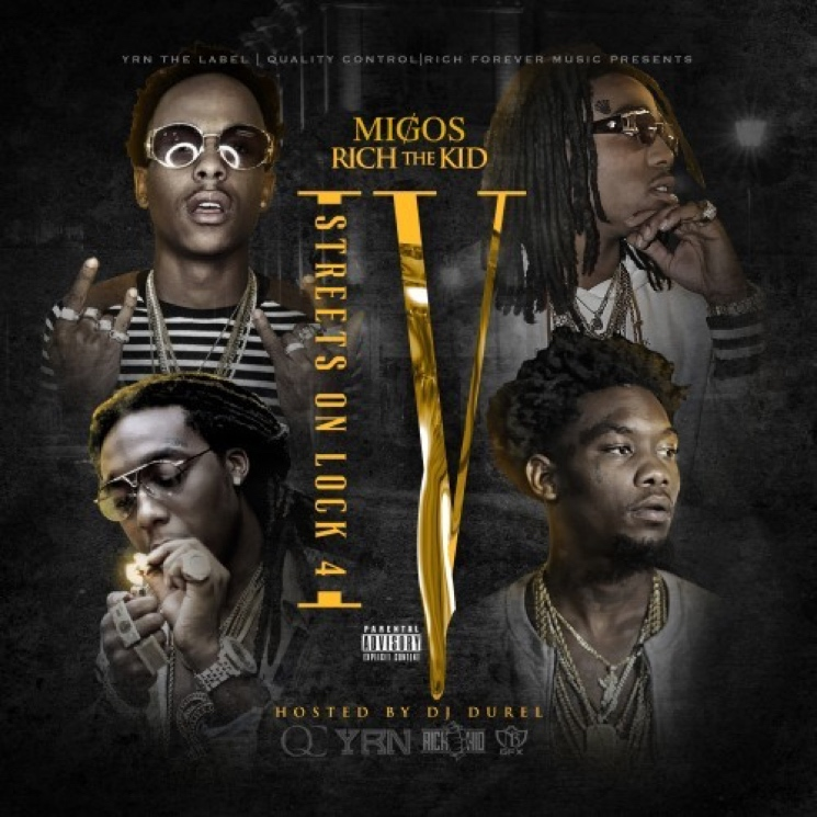 """Migos """"Pipe It Up"""" (Jeezy remix) / """"Free Offset (Freestyle)"""" (ft. Rich the Kid)"""