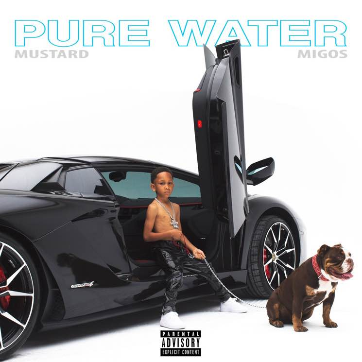 Mustard and Migos Link Up on 'Pure Water'