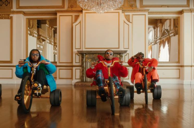 "​Migos Unveil Mountain Dew Jingle ""Position to Win"""